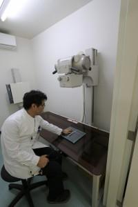 骨密度測定(エックス線)