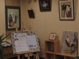 2013年8月 第2回企画展「男の刺繍展(病気をしたからこそ)」